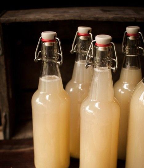 фото имбирьного пива с виски
