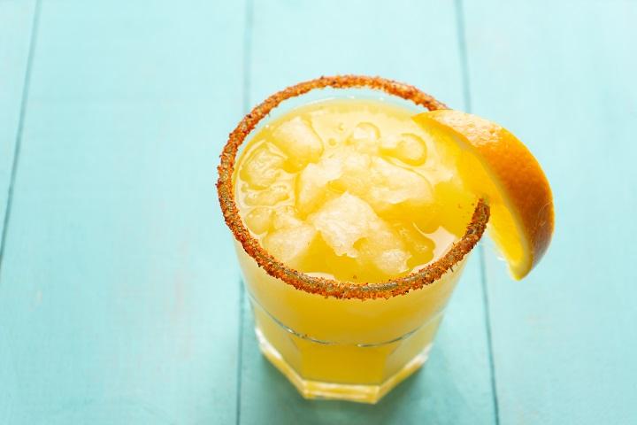 фото Трипл Сек с апельсиновым соком