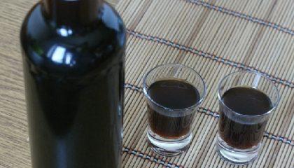 настойка кофе и корицы на водке, спирте или самогоне