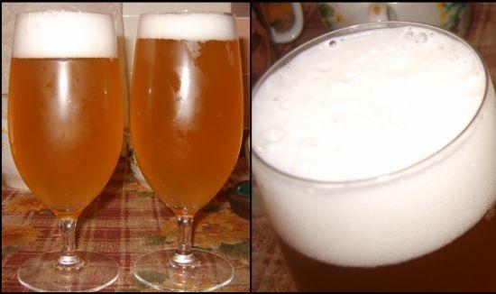 фото пива, сваренного в мультиварке