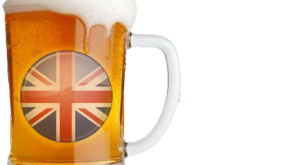 фото пива в Англии