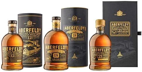 виды виски Aberfeldy