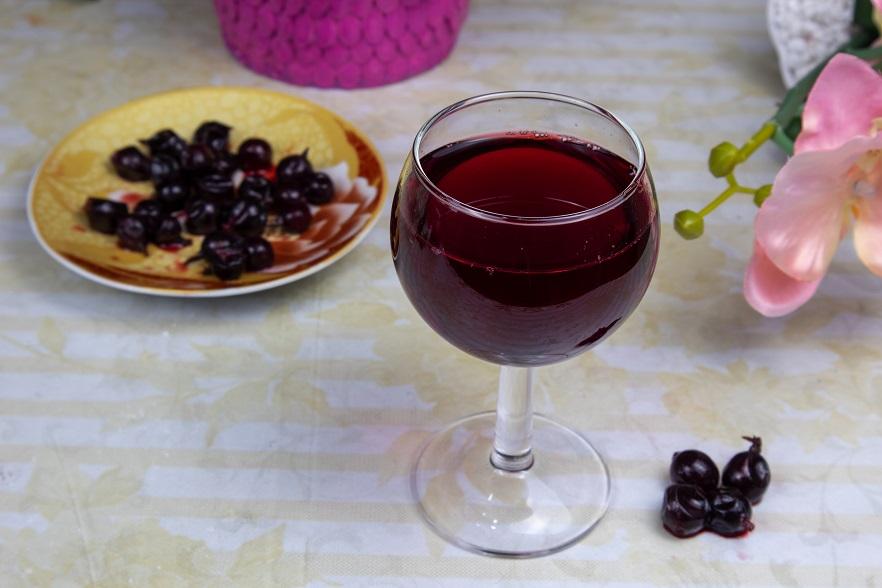 вино из йошты