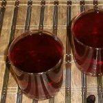 фото вина из ягод йошты