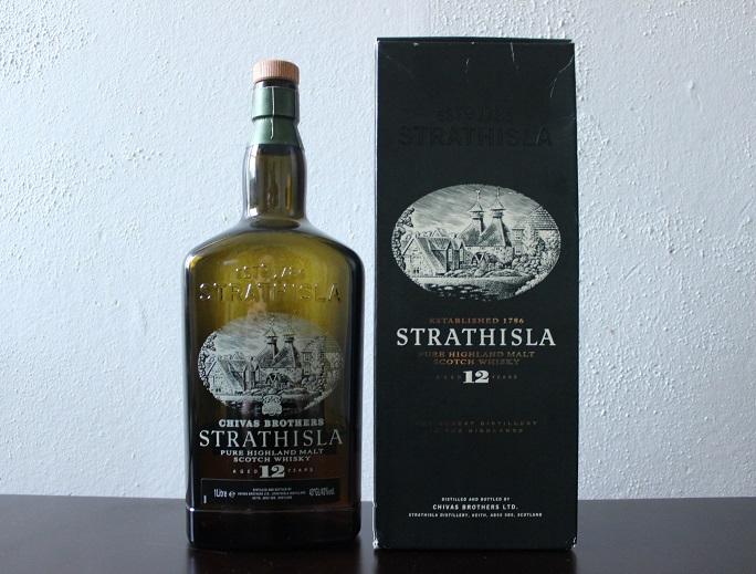 фото бутылки виски Strathisla 12