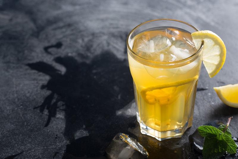 австрийское пиво с лимонадом