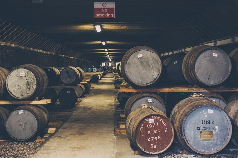 фото бочек для выдержки виски синг молт