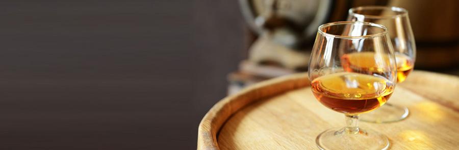 фото бокалов для хересного бренди