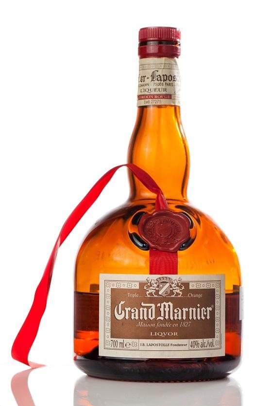 фото бутылки ликера Гранд Марнье