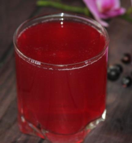 фото домашней наливки из йошты с водкой