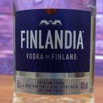 фото этикетки водки Финляндия