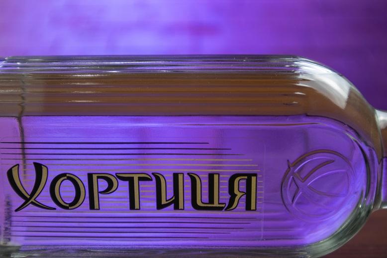 фото этикетки водки хортица
