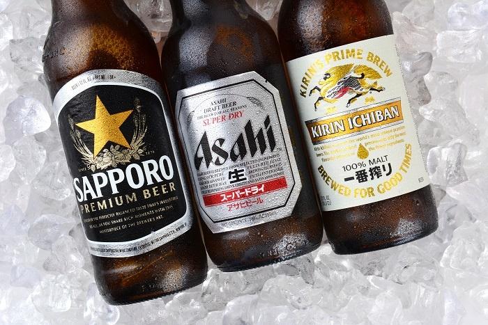 известные марки японского пива