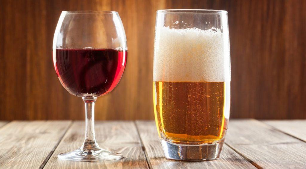 перед анализами нельзя пить алкоголь