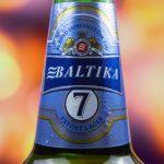 фото этикетки пива балтика 7