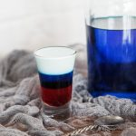 слоистый коктейль русский флаг