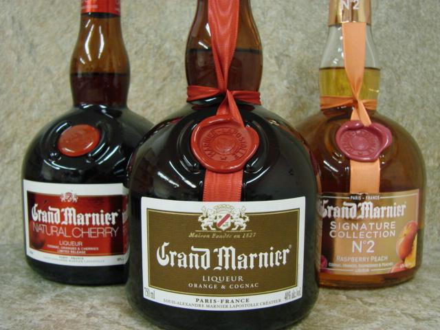 фото видов ликеров Гранд Марнье