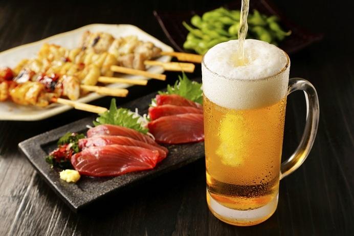 японское пиво Хаппосай