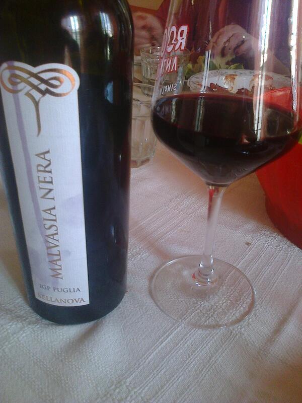 фото красного вина Мальвазия