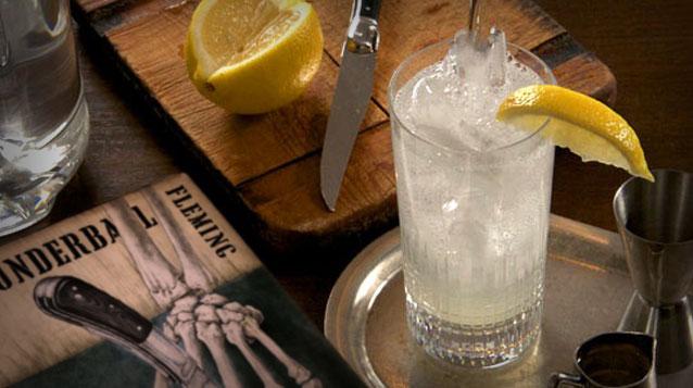 фото коктейля Rum Collins