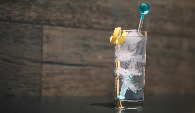 фото коктейля Vodka Tonic