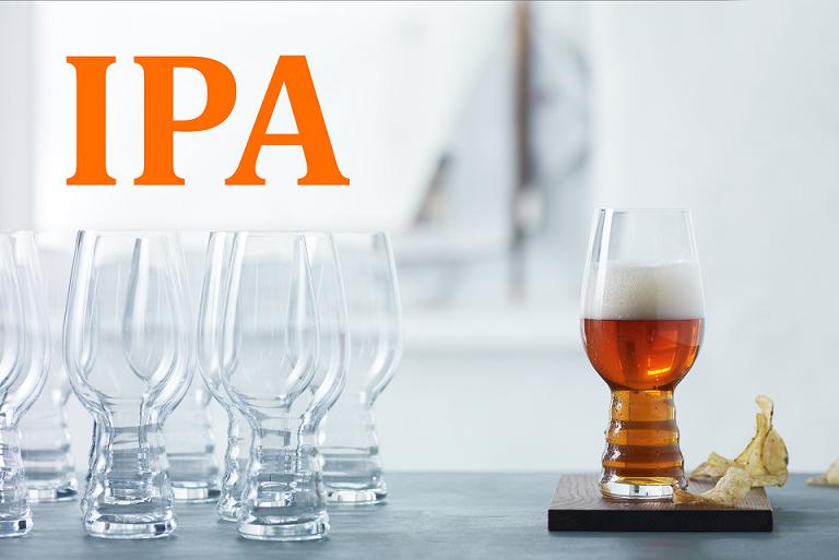 фото бокала для пива IPA
