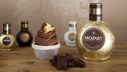 фото ликера Моцарт с шоколадом