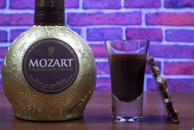 фото шоколадного ликера Моцарт