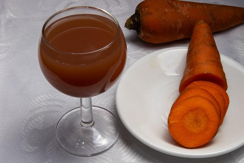 фото вина из моркови