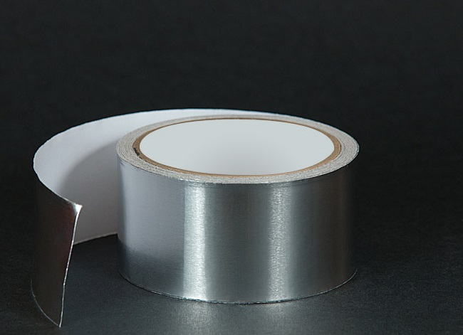 фото металлизированного скотча