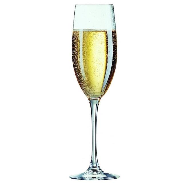 фото бокала для шампанского брют