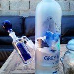 фото бутылки водки серый гусь