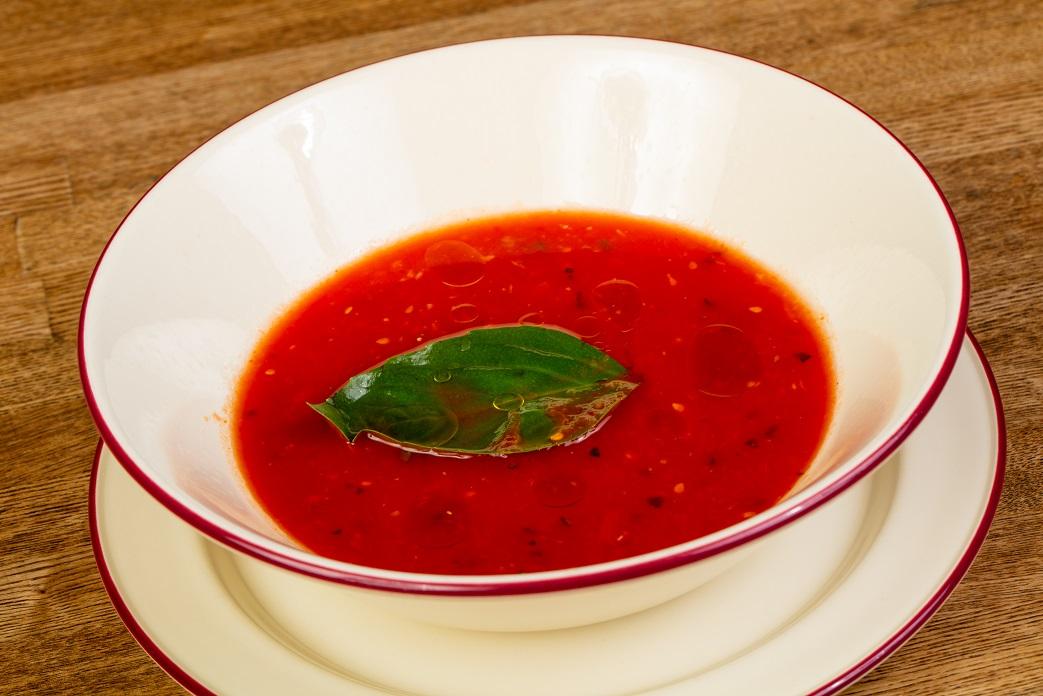 фото антипохмельного супа Гаспаччо
