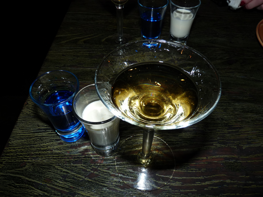 фото коктейля унесенного ветром, сделанного в домашних условиях