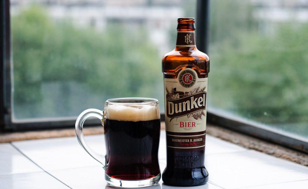 фото немецкого пива дункель
