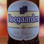 фото этикетки пива Хугарден