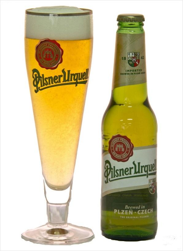 фото стакана для пива пильзнер