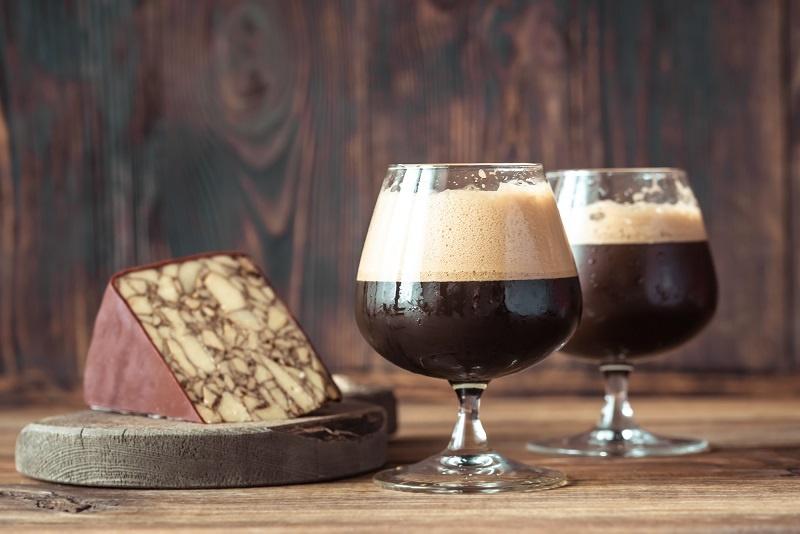 стиль пива Irish Extra Stout