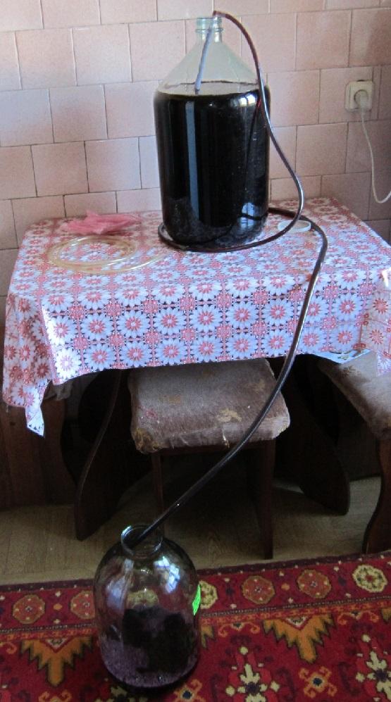 фото технологии проветривания вина в домашних условиях