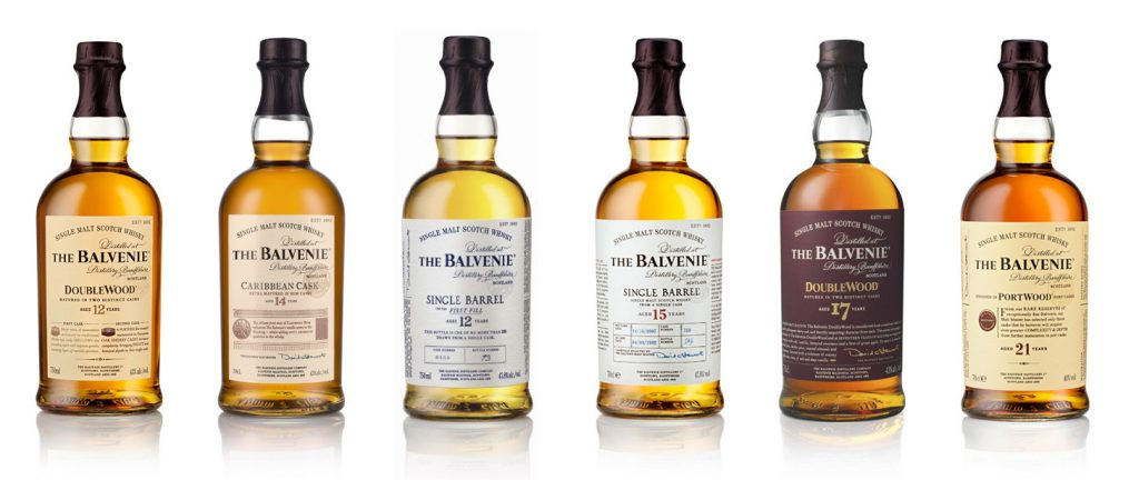 photo of types of whiskey balveni