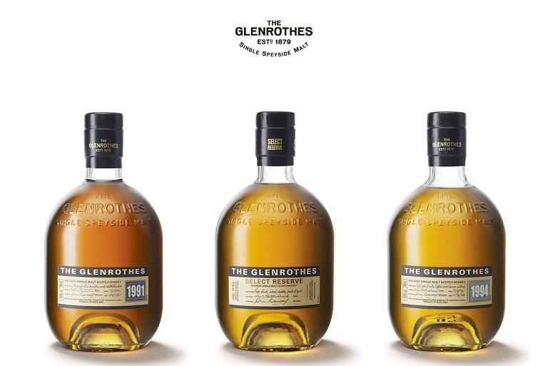 фото видов виски Glenrothes