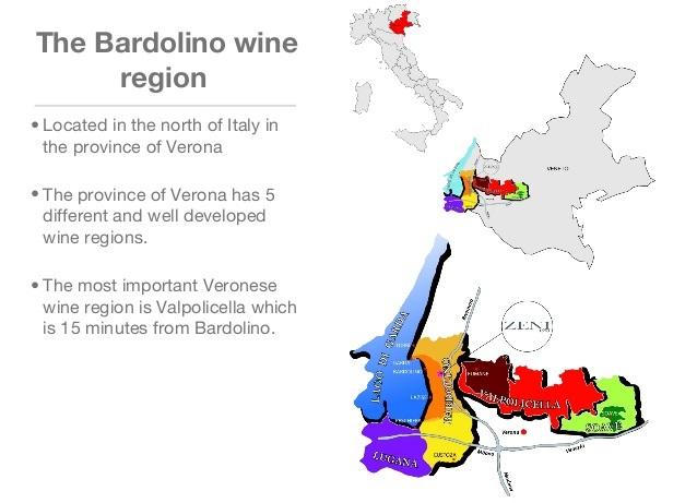 фото винодельческого региона бардолино
