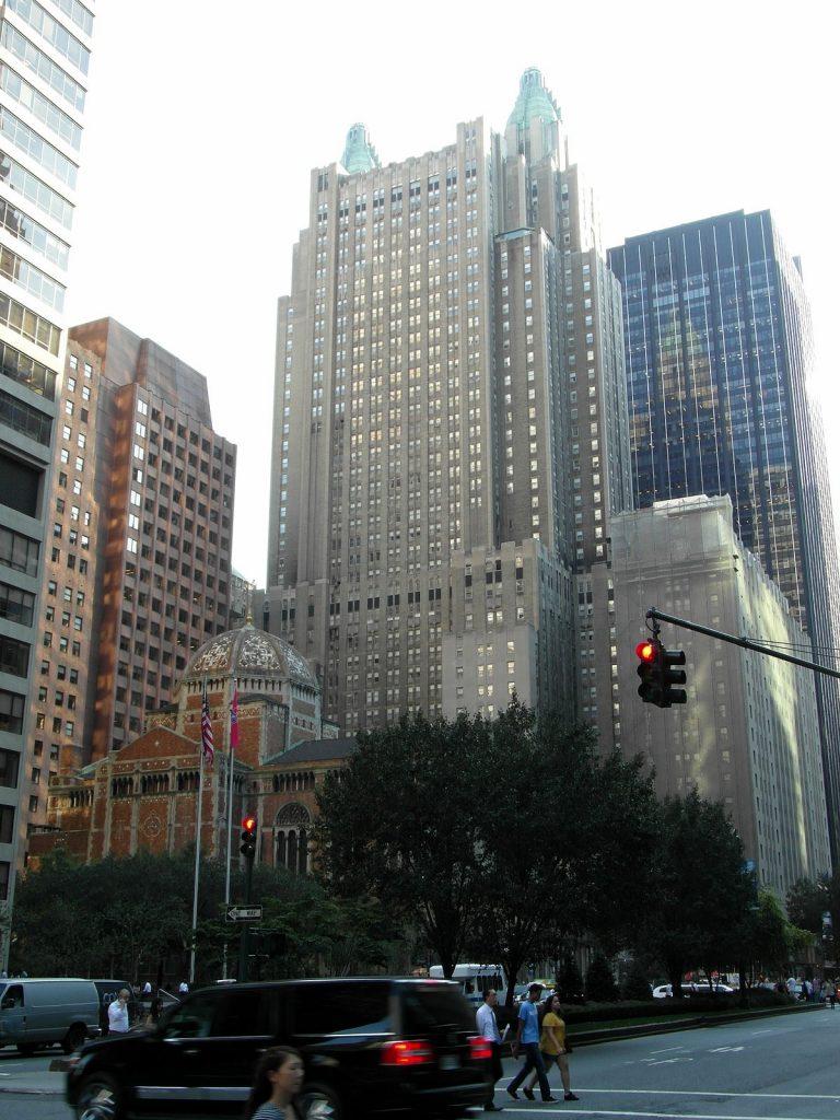 фото новой гостиницы Waldorf Astoria