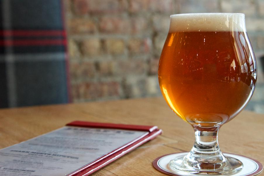 пиво Бельгийский дуббель фото