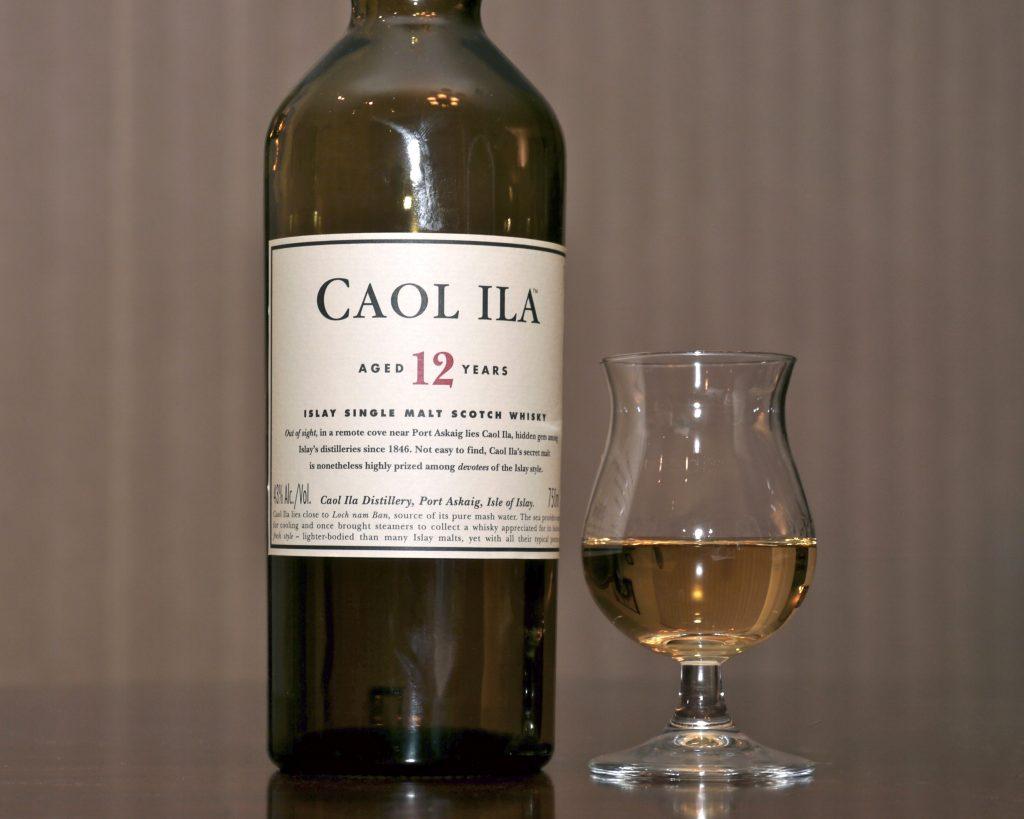 фото бутылки виски Caol Ila
