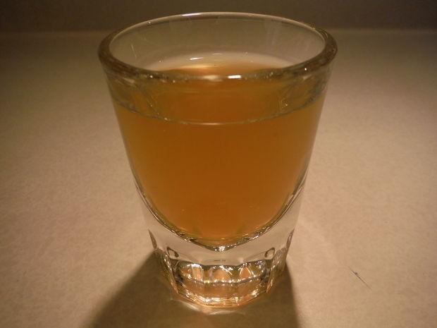 фото настойки из тыквы на водке