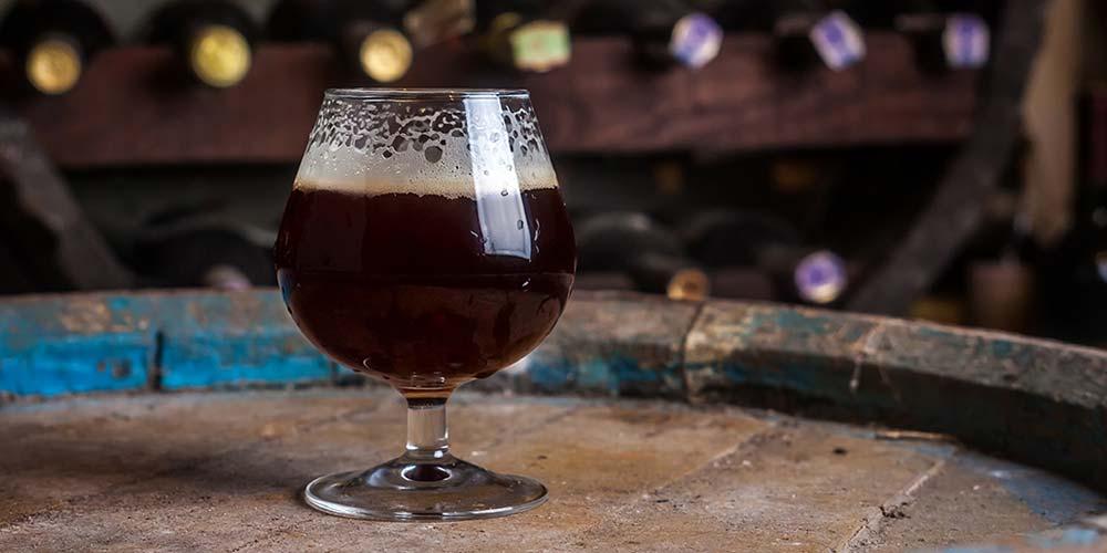 пиво Айсбок фото