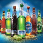 фото бутылок пива балтика