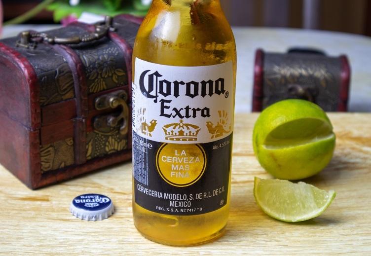 мексиканское пиво корона светлое
