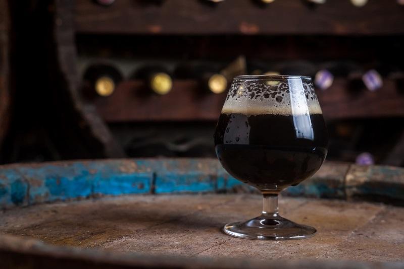 фото пива портер Балтика